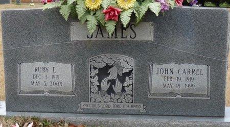 JAMES, RUBY E - Colbert County, Alabama   RUBY E JAMES - Alabama Gravestone Photos