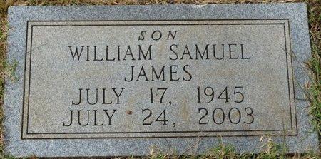 JAMES, WILLIAM SAMUEL - Colbert County, Alabama | WILLIAM SAMUEL JAMES - Alabama Gravestone Photos