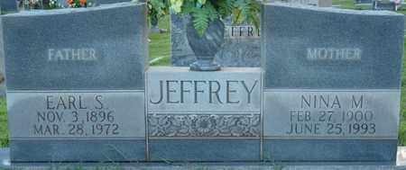 JEFFREY, EARL S - Colbert County, Alabama | EARL S JEFFREY - Alabama Gravestone Photos