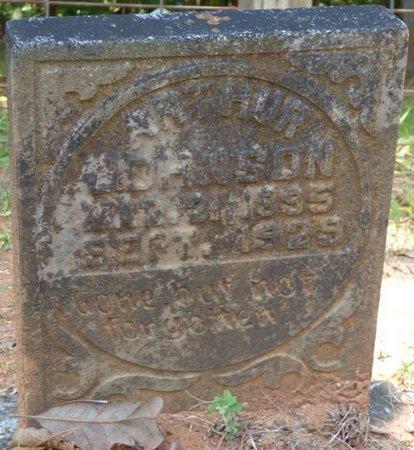 JOHNSON, ARTHUR - Colbert County, Alabama | ARTHUR JOHNSON - Alabama Gravestone Photos