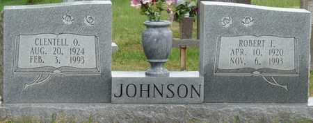 JOHNSON, ROBERT F - Colbert County, Alabama   ROBERT F JOHNSON - Alabama Gravestone Photos