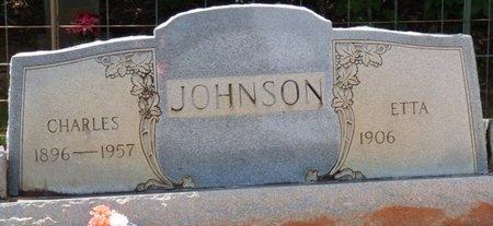 JOHNSON, ETTA - Colbert County, Alabama | ETTA JOHNSON - Alabama Gravestone Photos