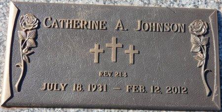 JOHNSON, CATHERINE - Colbert County, Alabama | CATHERINE JOHNSON - Alabama Gravestone Photos