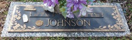 JOHNSON, EUGENE L - Colbert County, Alabama | EUGENE L JOHNSON - Alabama Gravestone Photos