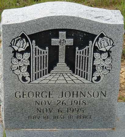 JOHNSON, GEORGE - Colbert County, Alabama | GEORGE JOHNSON - Alabama Gravestone Photos