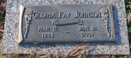 JOHNSON, GLORIA FAY - Colbert County, Alabama | GLORIA FAY JOHNSON - Alabama Gravestone Photos