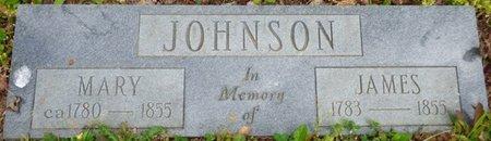 JOHNSON, JAMES - Colbert County, Alabama | JAMES JOHNSON - Alabama Gravestone Photos