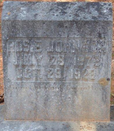 JOHNSON, ROSIE - Colbert County, Alabama   ROSIE JOHNSON - Alabama Gravestone Photos