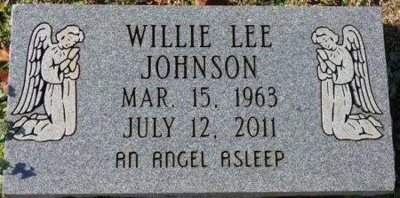 JOHNSON, WILLIE LEE - Colbert County, Alabama | WILLIE LEE JOHNSON - Alabama Gravestone Photos