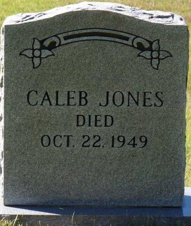 JONES, CALEB - Colbert County, Alabama | CALEB JONES - Alabama Gravestone Photos