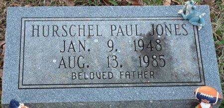 JONES, HURSCHEL PAUL - Colbert County, Alabama | HURSCHEL PAUL JONES - Alabama Gravestone Photos