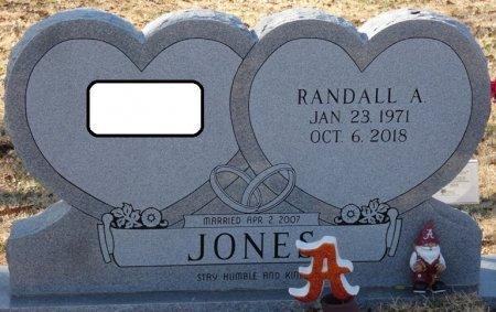 "JONES, RANDALL ALLAN ""RANDY"" - Colbert County, Alabama   RANDALL ALLAN ""RANDY"" JONES - Alabama Gravestone Photos"