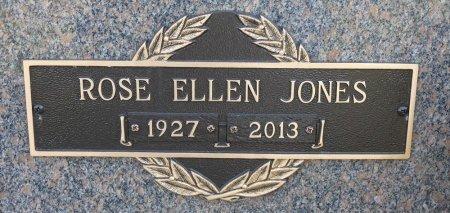 JONES, ROSE ELLEN - Colbert County, Alabama | ROSE ELLEN JONES - Alabama Gravestone Photos