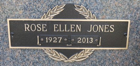 HENRY JONES, ROSE ELLEN - Colbert County, Alabama | ROSE ELLEN HENRY JONES - Alabama Gravestone Photos