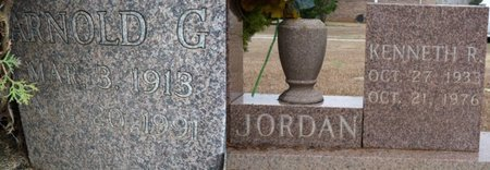 JORDAN, KENNETH R - Colbert County, Alabama | KENNETH R JORDAN - Alabama Gravestone Photos