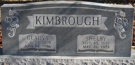 """KIMBROUGH, JAMES SHELBY """"SHELBY"""" - Colbert County, Alabama 