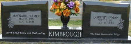 KIMBROUGH, DOROTHY - Colbert County, Alabama | DOROTHY KIMBROUGH - Alabama Gravestone Photos