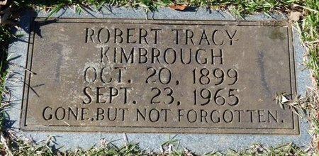 KIMBROUGH, ROBERT TRACY - Colbert County, Alabama   ROBERT TRACY KIMBROUGH - Alabama Gravestone Photos