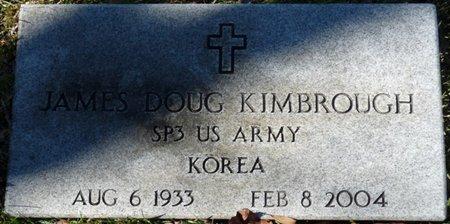 KIMBROUGH (VETERAN KOREA), JAMES DOUG - Colbert County, Alabama | JAMES DOUG KIMBROUGH (VETERAN KOREA) - Alabama Gravestone Photos