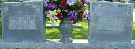 LAMB, CHARLES MONROE - Colbert County, Alabama | CHARLES MONROE LAMB - Alabama Gravestone Photos