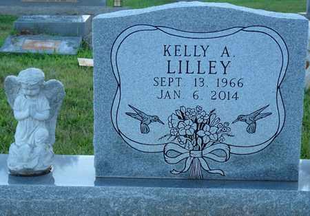 LILLEY, KELLY A - Colbert County, Alabama | KELLY A LILLEY - Alabama Gravestone Photos