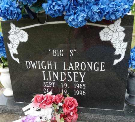 "LINDSEY, DWIGHT LARONGE ""BIG S"" - Colbert County, Alabama   DWIGHT LARONGE ""BIG S"" LINDSEY - Alabama Gravestone Photos"