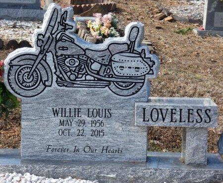 LOVELESS, WILLIE LOUIS - Colbert County, Alabama | WILLIE LOUIS LOVELESS - Alabama Gravestone Photos