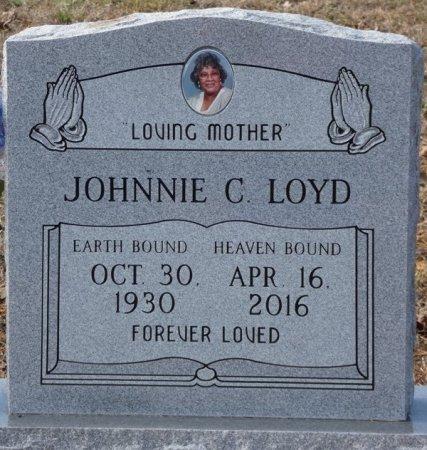 LOYD, JOHNNIE C - Colbert County, Alabama   JOHNNIE C LOYD - Alabama Gravestone Photos