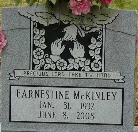 MCKINLEY, EARNESTINE - Colbert County, Alabama | EARNESTINE MCKINLEY - Alabama Gravestone Photos