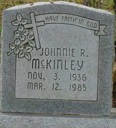 MCKINLEY, JOHNNIE R - Colbert County, Alabama | JOHNNIE R MCKINLEY - Alabama Gravestone Photos