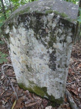 MENACE, MAY BELL - Colbert County, Alabama | MAY BELL MENACE - Alabama Gravestone Photos