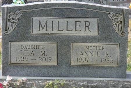 MILLER, ANNIE ESTELLE - Colbert County, Alabama   ANNIE ESTELLE MILLER - Alabama Gravestone Photos