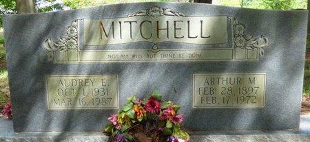 MITCHELL, ARTHUR M - Colbert County, Alabama | ARTHUR M MITCHELL - Alabama Gravestone Photos