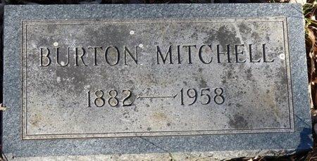 MITCHELL, BURTON - Colbert County, Alabama | BURTON MITCHELL - Alabama Gravestone Photos