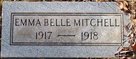 MITCHELL, EMMA BELLE - Colbert County, Alabama | EMMA BELLE MITCHELL - Alabama Gravestone Photos