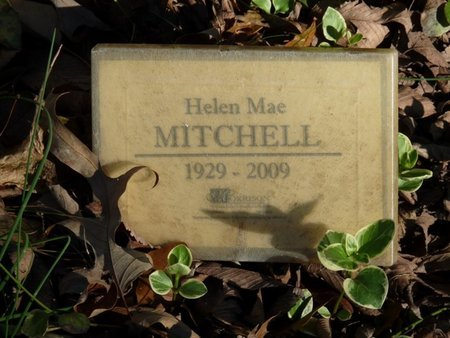 MITCHELL, HELEN MAE - Colbert County, Alabama | HELEN MAE MITCHELL - Alabama Gravestone Photos