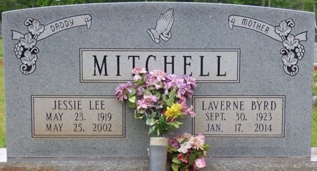 MITCHELL, LAVERNE - Colbert County, Alabama | LAVERNE MITCHELL - Alabama Gravestone Photos