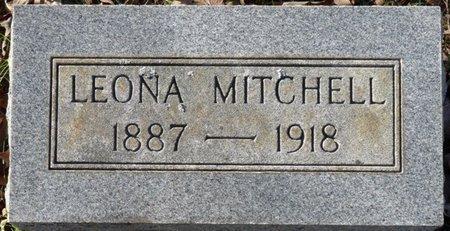MITCHELL, LEONA - Colbert County, Alabama | LEONA MITCHELL - Alabama Gravestone Photos