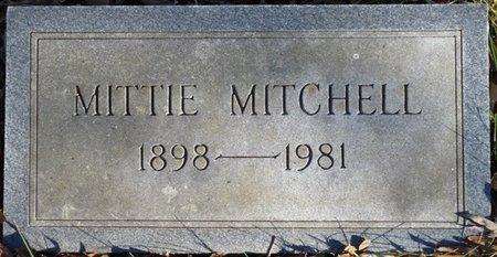MITCHELL, MITTIE - Colbert County, Alabama | MITTIE MITCHELL - Alabama Gravestone Photos