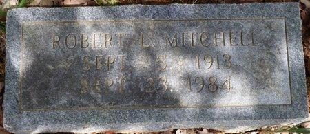 MITCHELL, ROBERT L - Colbert County, Alabama   ROBERT L MITCHELL - Alabama Gravestone Photos