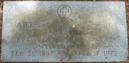 MITCHELL (VETERAN WWI), ARTHUR M - Colbert County, Alabama | ARTHUR M MITCHELL (VETERAN WWI) - Alabama Gravestone Photos