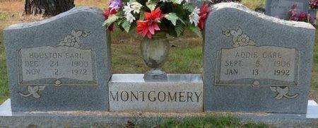 MONTGOMERY, ADDIE CARL - Colbert County, Alabama | ADDIE CARL MONTGOMERY - Alabama Gravestone Photos