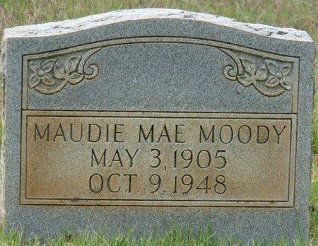 MOODY, MAUDIE MAE - Colbert County, Alabama | MAUDIE MAE MOODY - Alabama Gravestone Photos
