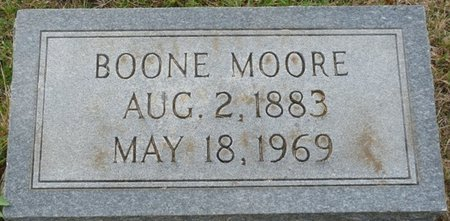 MOORE, ALVIE BOONE - Colbert County, Alabama | ALVIE BOONE MOORE - Alabama Gravestone Photos