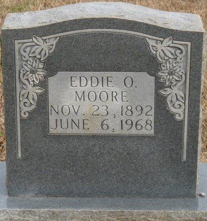 MOORE, EDDIE O - Colbert County, Alabama | EDDIE O MOORE - Alabama Gravestone Photos