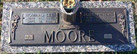 MOORE, HOWARD LEE - Colbert County, Alabama   HOWARD LEE MOORE - Alabama Gravestone Photos