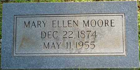 MOORE, MARY ELLEN - Colbert County, Alabama | MARY ELLEN MOORE - Alabama Gravestone Photos