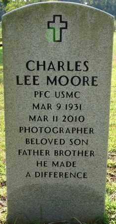 MOORE (VETERAN), CHARLES LEE - Colbert County, Alabama | CHARLES LEE MOORE (VETERAN) - Alabama Gravestone Photos