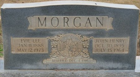 MORGAN, EVIE LEE - Colbert County, Alabama | EVIE LEE MORGAN - Alabama Gravestone Photos