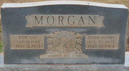 MORGAN, JOHN HENRY - Colbert County, Alabama | JOHN HENRY MORGAN - Alabama Gravestone Photos